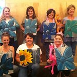 Girls Night Out Sip N Paint