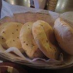 Basket of Pita Bread