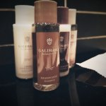 Luxury Galimard bathroom amenities