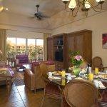Resort view master suite