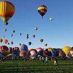 Foto de Albuquerque International Balloon Fiesta Presented by Canon