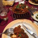 Very tasty chicken curry.