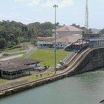 Photo of Gatun Locks