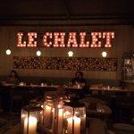 Foto de Le Chalet du 8eme
