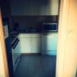 Circle Suite - Kitchen