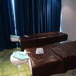Inside spa (Ula Spa)