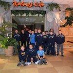 Armstrong Arrows Squirt Hockey Team