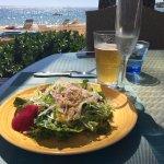 Salad with Quinoa, Avocado & Beets