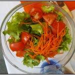 Good green salad.