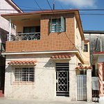 Ramiro's House (Cocos 216 altos) from Quiet Street