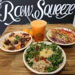 Salad Bowls & Fresh Juices