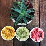 Coffee Menu - With plant based mylk options