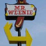 Mr Weenieの写真