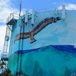 Mural on Water tank