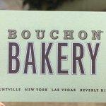 Foto de Bouchon Bakery