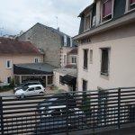 Quadruple avec terrasse privée