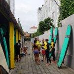 Windy Sun Surf School Baliの写真