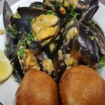 The Mussel Monger & Oyster Bar