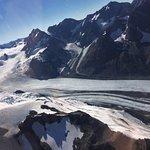 Darwin & Tasman Glaciers