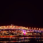 Bridge at night 2