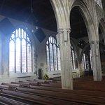 North Door & Heraldic Funeral Hatchments