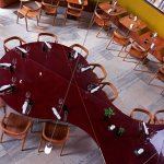 Glass House big table