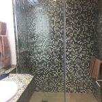 Lovely large shower