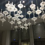 Unusual Lighting by Lifts