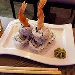 tempura uramaki