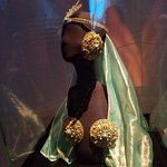 Mata Hari dance costume