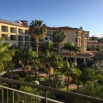 Morning at the Porto Mare (Gardens from Room)