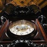 El Reloj Principal en el Lobby del Hotel St Francis