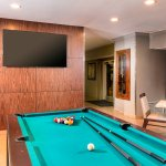 Ayres Suites Yorba Linda Pool Table