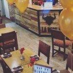 Birthday celebrations at La Roca!
