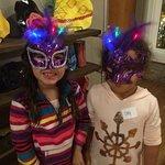 Gallery night Kids Camp