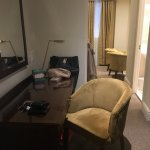 Some photos of our private suite at The Swan Hotel Grasmere