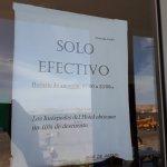SOLO EFECTIVO!!!