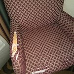 Overstuffed chair in our room