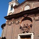 facciata chiesa di san giorgio-fossano
