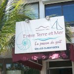 Entre Terre et Mer at the Port Plaisance Shopping mall.