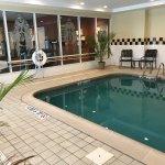 Foto de Hilton Garden Inn Saratoga Springs