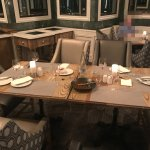 Dining facilities at the Cape Sun hotel