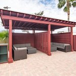 Holiday Inn Brownsville Outdoor Lounge