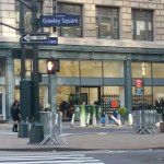 Photo of Greeley Square Park
