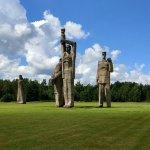 Salaspils Memorial Ensemble Photo