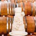 Full service wedding cakes