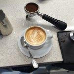 Full Italian espresso bar