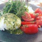 tomates / mozza