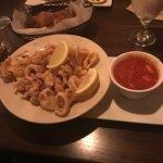 Calamari starter
