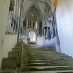 Wells Cathedral, Somerset, leading to the Chapters